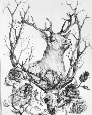 The Stag and Death